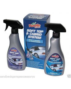 Turtle Wax Soft Top & Cabrio System Roof Cleaner & Conditioner FG6648