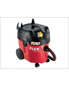 Flex Power Tools VCE35L Vacuum With Power Take Off 1250 Watt 110 Volt FLXVCE35L