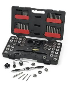 GearWrench 75 Piece Metric & SAE Tap and Die Set GW3887