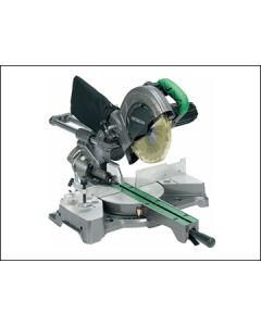 Hitachi 216mm Sliding Compound Mitre Saw & Blade 1050 Watt 240 Volt C8FSEB