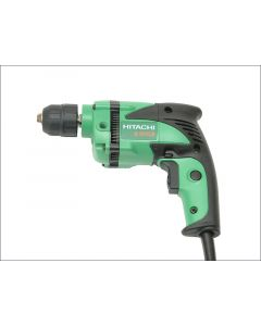 Hitachi Rotary Drill 10mm Keyless Chuck 460 Watt 240 Volt D10VC2