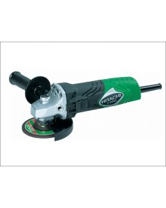 Hitachi 100mm Mini Angle Grinder 730 Watt 240 Volt G10SR3