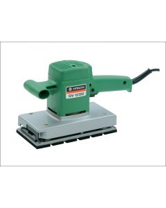 Hitachi 1/2 Sheet Orbital Sander 230 Volt 300 Watt with Dust Bag SV12SD