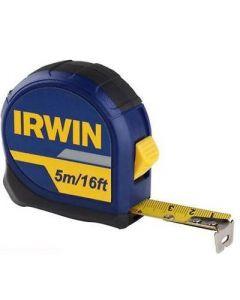 Irwin 5 metre / 16 Foot Metric & Imperial Tape Measure IRW10508056