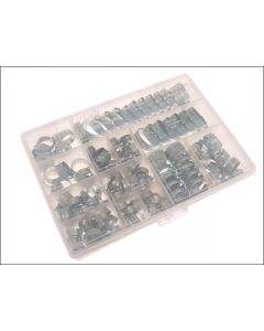 Jubilee® 143 Piece Mild Steel Jubilee® Clips - Workshop Pack