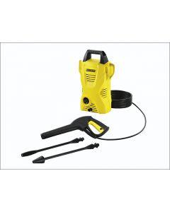 Karcher K2 Compact Pressure Washer 110 Bar 240 Volt KARK2C
