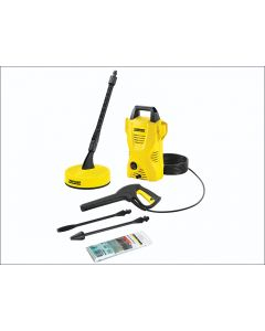 Karcher K2 Compact Home Pressure Washer 110 Bar 240 Volt KARK2COMH