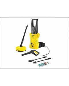 Karcher K2 Home Pressure Washer 110 Bar 240 Volt KARK2H