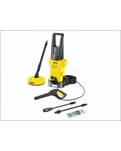 Karcher K2 Premium Home Pressure Washer 110 Bar 240 Volt KARK2PH