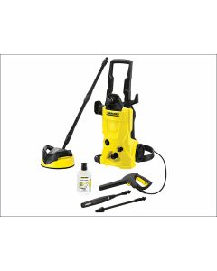 Karcher K4 Home Pressure Washer 130 Bar 240 Volt KARK4H