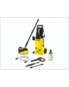 Karcher K4 Premium Eco Home Pressure Washer 130 Bar 240 Volt KARK4PEH