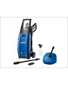 Nilfisk Auto C110.3-5 PC Compact Pressure Washer with Patio Washer 110 Bar 240 Volt KEWC11035PC
