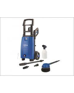 Nilfisk Alto C120 6.6 X-TRA RB Pressure Washer & Rotary Brush 120 Bar 240 Volt KEWC12066RBX