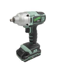 "Kielder 3/8"" Drive 18 Volt Brushless Impact Wrench 2 x 1.5Ah Li-ion KWT-002-12"