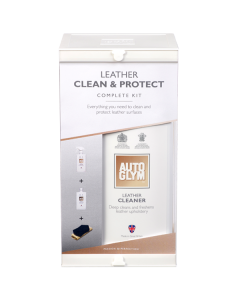 Autoglym Leather Clean & Protect Complete Kit LCPKIT