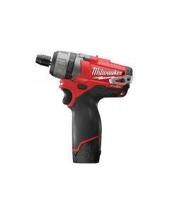 Milwaukee M12 CD-202C Fuel™ Compact Screwdriver 12 Volt 2 x 2.0Ah Li-Ion M12 CD-202C Fuel