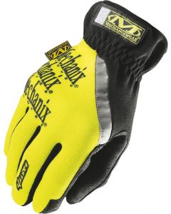 Mechanix Wear Hi-Viz Fast Fit Gloves Size Large MX191-L