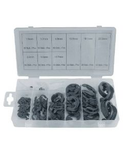 Normex 300 Piece E Clip Assortment - Workshop Pack
