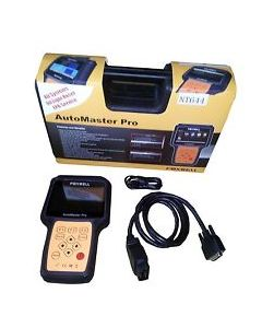 Foxwell NT644 Automaster Pro Scanner with Oil Service Reset & EPB Diagnostics NT644