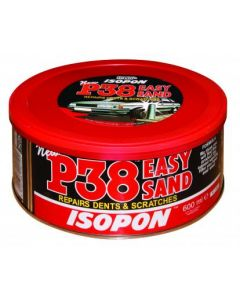 Davids Isopon Easy Sand Car Body Repair Filler 600ml P38/1