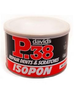 Davids Isopon Easy Sand Car Body Repair Filler 1.2 Litres P38/2