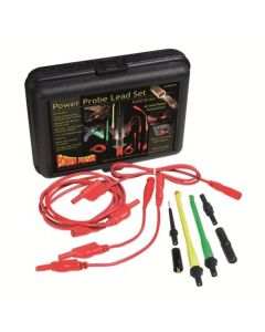Power Probe Gold Series Lead Set 12-24 volt PPLS01