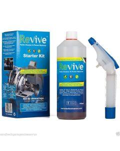 Revive Turbo Cleaner and Power Restorer Starter Kit 750ml + Applicator 1449-9000