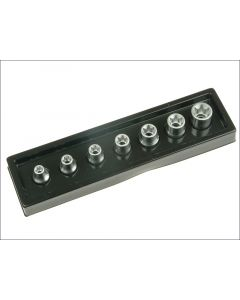 Stahlwille Torx Socket Set of 7 1/2in Drive STW50TX7
