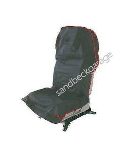 Trident Mechanics Seat Cover Universal Fit Airbag Tested in Black T652301