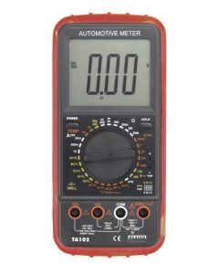 Sealey 11 Function Digital Automotive Analyser TA102