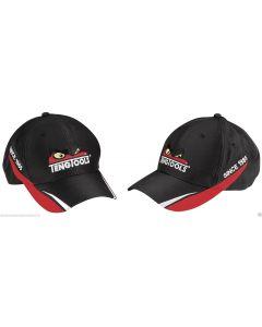 Teng Tools Baseball Cap in Black P-CAP7