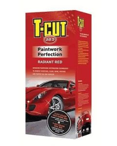 T-Cut 365 Paintwork Perfection Radiant Red Kit TRD365