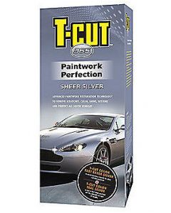 T-Cut 365 Paintwork Perfection Sheer Silver Kit TSR365