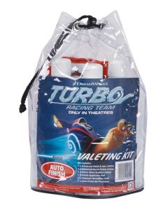 CarPlan Auto Finish Dreamworks Turbo Limited Edition Valeting Kit TUR000