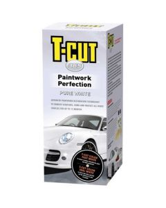 T-Cut 365 Paintwork Perfection Pure White Kit TWT365