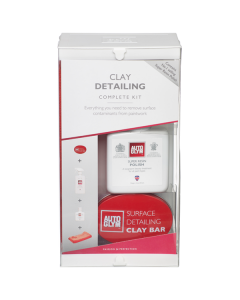 Autoglym Clay Detailing Complete Kit VPCLAYKIT