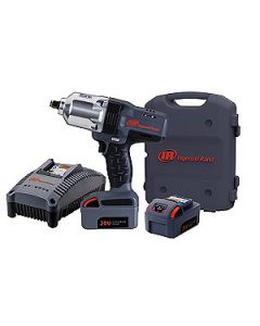 "Ingersoll Rand 1/2""drive Cordless 20 Volt High Torque Impact Wrench Kit W7150EU-K2"