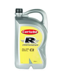 Carlube Triple R 5w30 Long Life Fully Synthetic C2 Low Saps 5 Litre Engine Oil XCP050