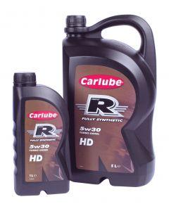 Carlube Triple R 5W-30 Fully Synthetic Heavy Duty Diesel 5 Litre HGV Engine Oil XCV050