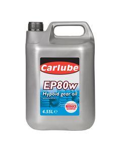 Carlube EP80w Gear Oil 4.55 litre XEP455