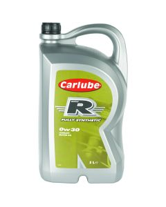 Carlube Triple R 0w30 Fully Synthetic Longlife 5 Litre Engine Oil XFW050