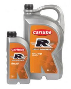 Carlube Triple R 0W-40 Fully Synthetic 5 Litre Engine XGH050