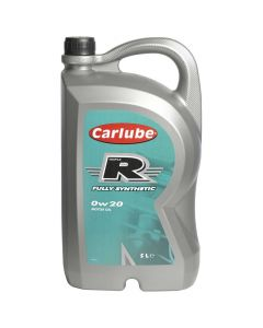 Carlube Triple R 0W-20 Fully Synthetic 5 Litre Engine Oil XHT050