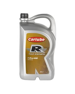 Carlube Triple R 10W60 Fully Synthetic Motor Oil 5 Litre Engine Oil XKB050 M3,M5,M6,Z4