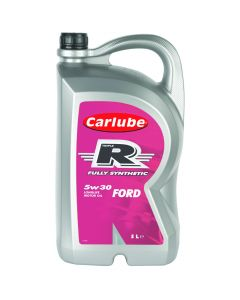 Carlube Triple R 5w30 Ford Long Life Fully Synthetic 5 Litre Engine Oil  XLJ050