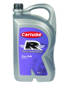 Carlube Triple R 5W-20 Fully Synthetic 5 Litre Ford Eco Boost Engine Oil XPG050