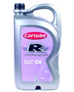 Carlube Triple R 5w30 Fully Synthetic Longlife C4 Low Saps 5 Litre Engine Oil XRZ050
