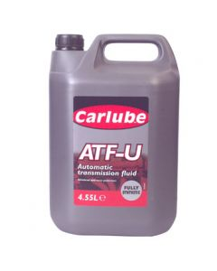 Carlube ATF-U Automatic Transmission Fluid 4.55 Litre XTU455