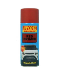 Hycote Red Primer Trade Pack 400ml Aerosol x 12 XUK0303