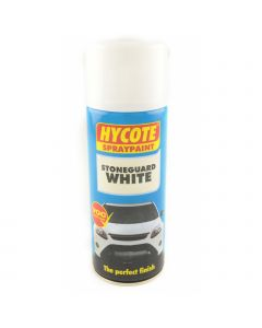 Hycote White Stoneguard Trade Pack 400ml Aerosol x 12 XUK476